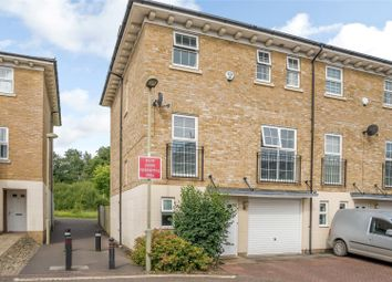 Thumbnail 4 bedroom end terrace house for sale in Reliance Way, Oxford