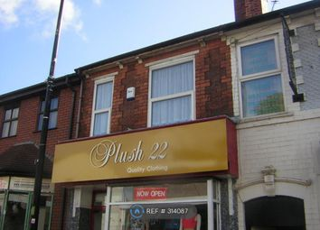 Thumbnail 1 bedroom flat to rent in High Street, Sedgley
