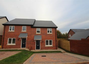 Thumbnail 3 bedroom property for sale in Birch Grove, Tutshill, Chepstow