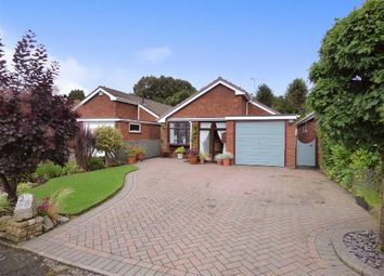 Thumbnail 2 bed detached bungalow for sale in Park Close, Cheslyn Hay, Walsall