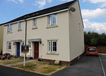 Thumbnail 3 bed semi-detached house for sale in Heol Waunhir, Carway, Kidwelly