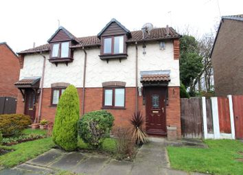 Thumbnail 2 bed semi-detached house to rent in Kirkside Close, West Derby, Liverpool