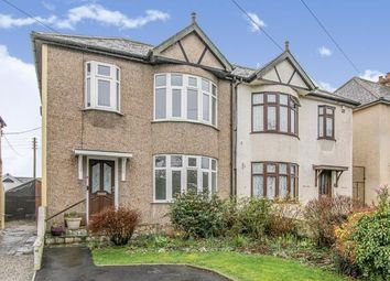 Thumbnail 3 bed semi-detached house for sale in Truro, Cornwall