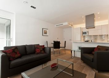 Thumbnail 1 bed flat to rent in Courtyard Apartments, 3 Avantgarde Place, London