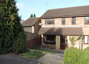 Thumbnail 2 bed semi-detached house to rent in Green Lane, Banbury