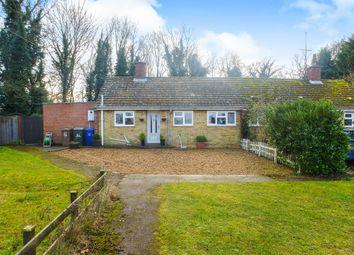 Thumbnail 2 bed semi-detached bungalow for sale in Wingfield Road, Lakenheath, Brandon