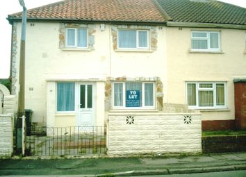 Thumbnail 3 bed semi-detached house to rent in Farmfield Avenue, Sandfields