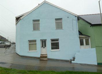 Thumbnail 2 bed end terrace house for sale in Treharne Road, Caerau, Maesteg, Mid Glamorgan