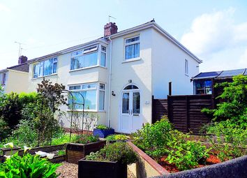 3 bed semi-detached house for sale in Highland Road, Torquay TQ2