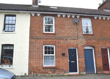 Thumbnail 3 bed terraced house for sale in Ermine Court, Church Street, Buntingford