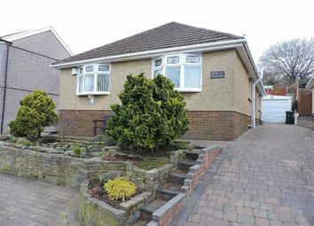 Thumbnail 2 bed detached bungalow for sale in Trallwn Road, Llansamlet, Swansea