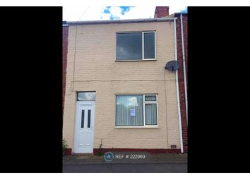Thumbnail 2 bed terraced house to rent in Barkers Buildings, Coxhoe