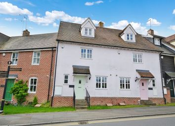 Thumbnail 3 bed terraced house for sale in Chequers Lane, Dunmow