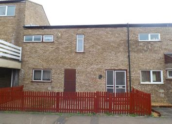 Thumbnail 3 bedroom terraced house for sale in Barnstock, Bretton, Peterborough, Cambs