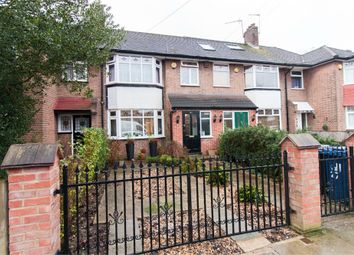 Thumbnail 3 bed terraced house for sale in Selborne Gardens, Perivale, Middlesex
