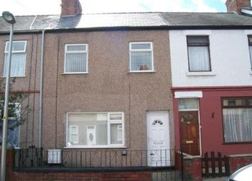 Thumbnail 2 bed terraced house to rent in Oldfield Road, Ellesmere Port