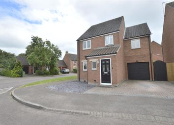 Thumbnail 4 bedroom detached house for sale in Rothermere Close, Up Hatherley, Cheltenham, Gloucestershire