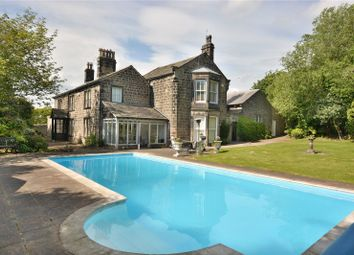 Thumbnail 5 bed detached house for sale in Beech Cottage, Apperley Lane, Rawdon, Leeds