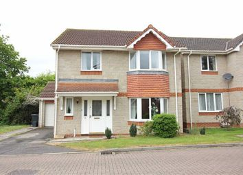 Thumbnail 4 bed detached house for sale in Baynton Meadow, Emersons Green, Bristol