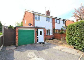 Thumbnail 3 bed semi-detached house for sale in Dean Park, Nomans Heath, Malpas