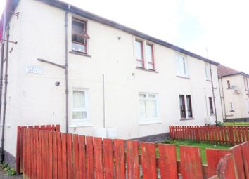 Thumbnail 2 bed flat for sale in Gateside Avenue, Glasgow