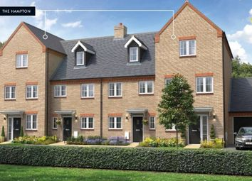 "Thumbnail 3 bedroom terraced house for sale in ""The Hampton"" at Kempton Close, Chesterton, Bicester"