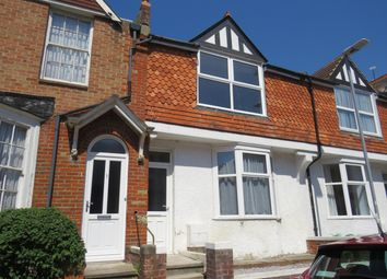 Thumbnail 3 bed property to rent in Sheen Road, Eastbourne