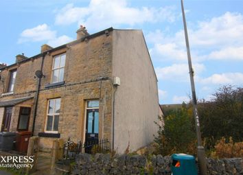Thumbnail 3 bed end terrace house for sale in Station Road, Dove Holes, Buxton, Derbyshire