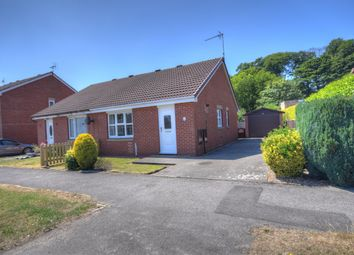 Thumbnail 2 bed bungalow for sale in Wharfedale Drive, Bridlington