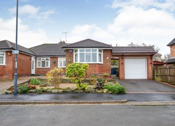 Thumbnail 2 bed semi-detached bungalow for sale in Springfield, Littleover, Derby