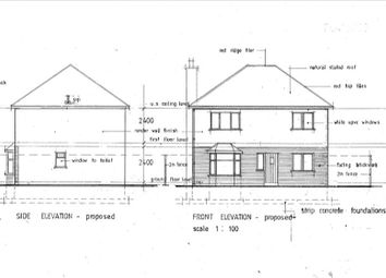 Thumbnail 3 bed detached house for sale in Jubilee Crescent, Bridgend, Bridgend.