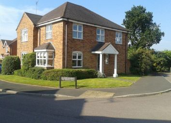 Thumbnail 4 bed detached house for sale in Hirdemonsway, Dickens Heath, Shirley, Solihull