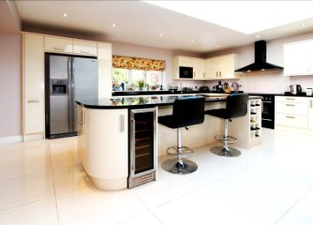 Thumbnail 5 bedroom detached house for sale in Church Lane, Lockington, Beverley