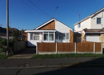Thumbnail 2 bed bungalow to rent in Thelma Avenue, Canvey Island