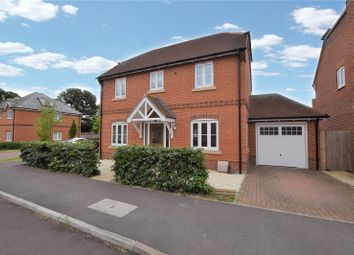 Thumbnail 4 bed detached house for sale in Blackberry Gardens, Winnersh, Wokingham, Berkshire