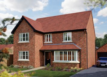 """5 bed detached house for sale in """"The Oxford  v2"""" at Burton Road, Streethay, Lichfield WS13"""