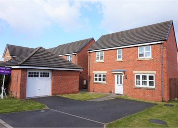 Thumbnail 3 bed detached house for sale in Goldcrest Close, Morecambe