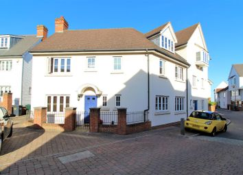 Thumbnail 4 bed semi-detached house for sale in Watermans Way, Greenhithe