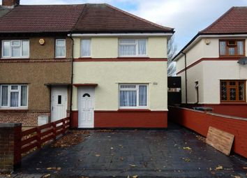 Thumbnail 2 bed end terrace house to rent in Allenby Road, Southall, Middlesex