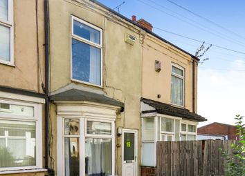 2 bed terraced house for sale in Ferndale, Redcar Street, Hull HU8
