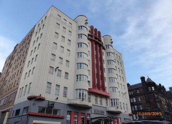 Thumbnail 2 bed flat to rent in Sauchiehall Street, Glasgow