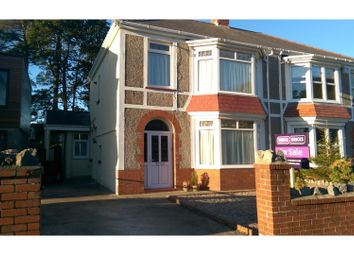 Thumbnail 3 bed semi-detached house for sale in Beechwood Avenue, Neath