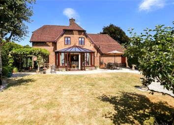Thumbnail 4 bed detached house for sale in The Spinney, Bramdean, Alresford, Hampshire