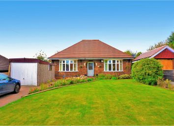 Thumbnail 2 bed detached bungalow for sale in Westfield Road, Swadlincote