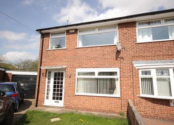 Thumbnail 3 bedroom semi-detached house to rent in Normanton Rise, Hull, East Yorkshire