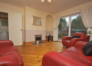 Thumbnail 4 bedroom semi-detached house to rent in Parrs Wood Road, Didsbury, Manchester
