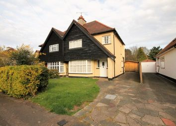 Thumbnail 3 bed semi-detached house to rent in Haynes Road, Hornchurch
