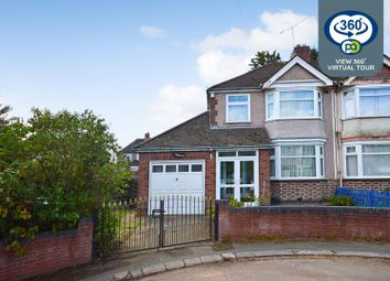 3 bed semi-detached house for sale in St. Christians Croft, Cheylesmore, Coventry CV3