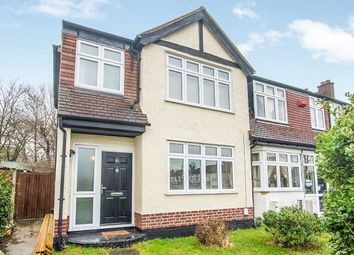 Thumbnail 3 bed semi-detached house to rent in Hillcrest Road, Downham, Bromley