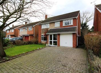 Thumbnail 4 bed detached house to rent in Sherbourne Drive, Maidenhead